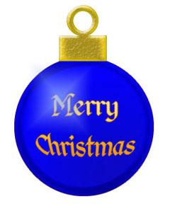 Merry Christmas clipart ornament Christmas%20ornaments%20clipart Free Clipart Images Art