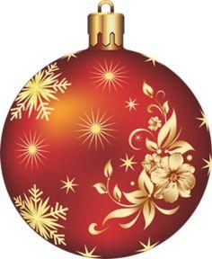 Merry Christmas clipart ornament 42el png Christmas Pinterest
