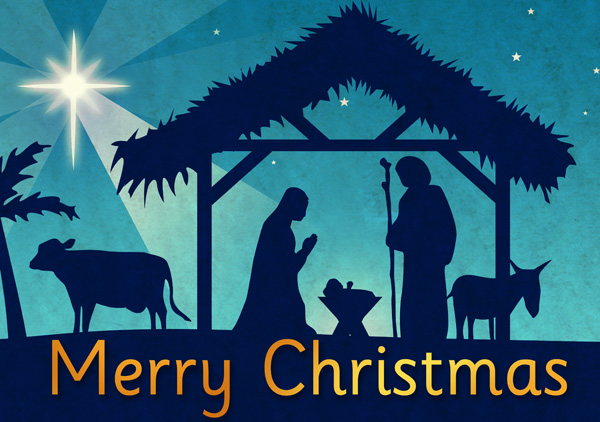 Merry Christmas clipart religous Happy Merry – Religious Holidays!