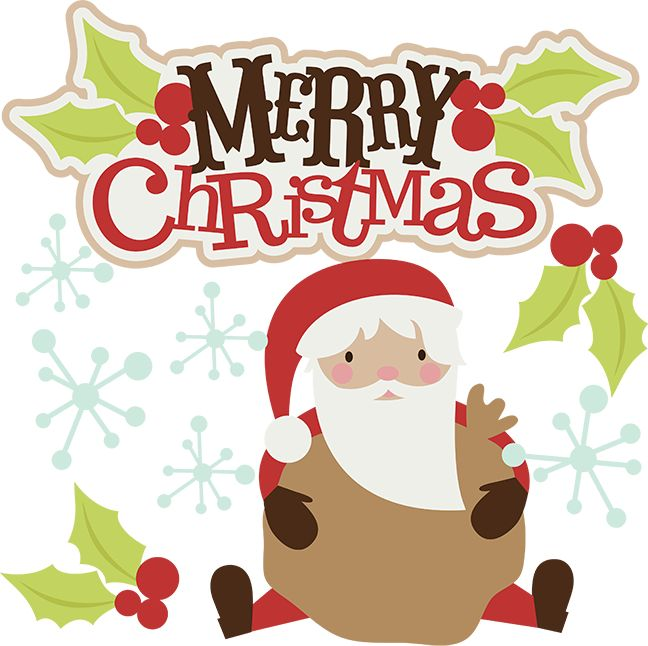 Merry Christmas clipart scroll Christmas You images Merry best