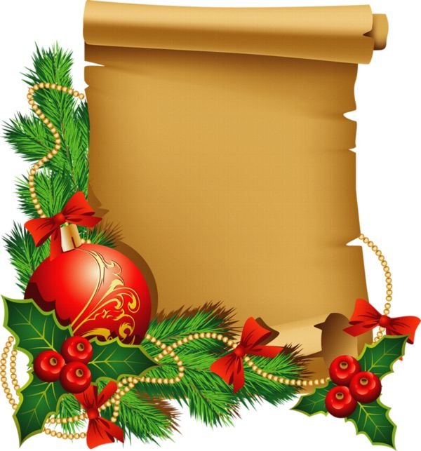 Merry Christmas clipart scroll PaperMerry · 500 Christmas:Sticker about