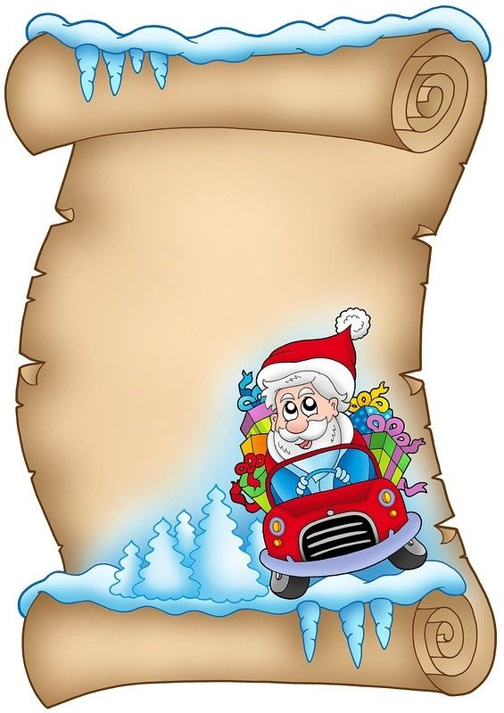 Merry Christmas clipart scroll ClipartMerry noel 266 II Christmas