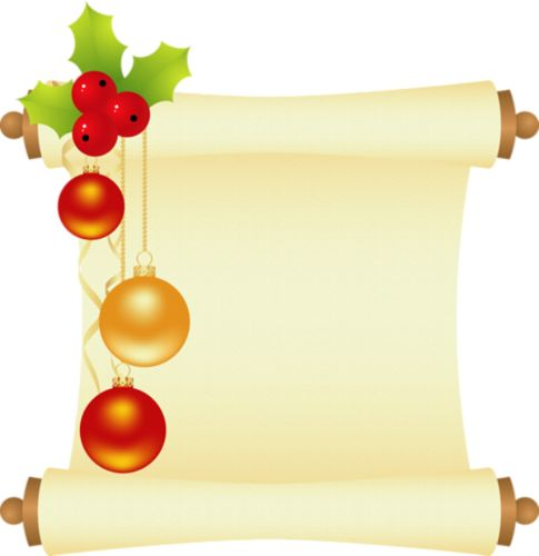 Merry Christmas clipart scroll Collection best xmas about CraftsChristmas