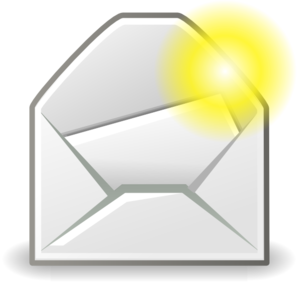 Message clipart Clker art Mail at clip