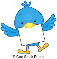 Message clipart Of and Little Piece Art