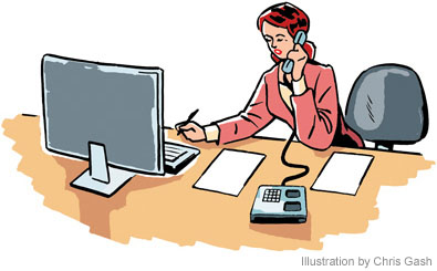Office clipart office assistant Download  Free Pictures Teacher