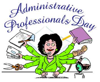 Message clipart administrative Staff professionals Clip Administrative Administrative