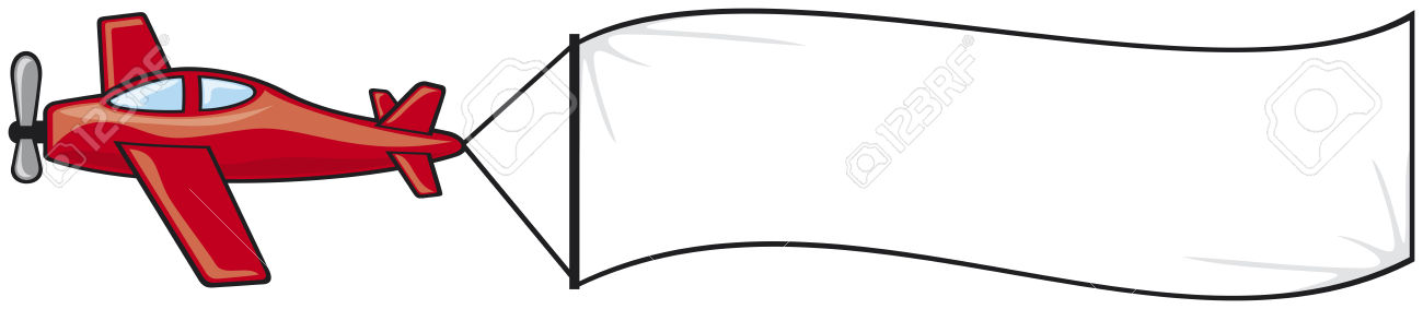 Airplane clipart side view Image 59 banner Art airplane