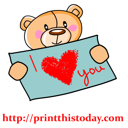 Message clipart i love you Clip Art You Clipart Dad