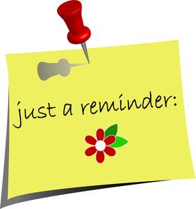Calendar clipart meeting reminder Rocha / Lauren Reminder App