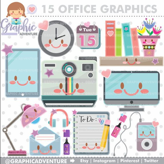 Message clipart office supply USE Stuff 25+ Clipart Office