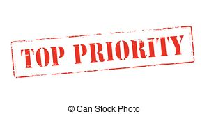 Message clipart priority Top Stock top Illustration very