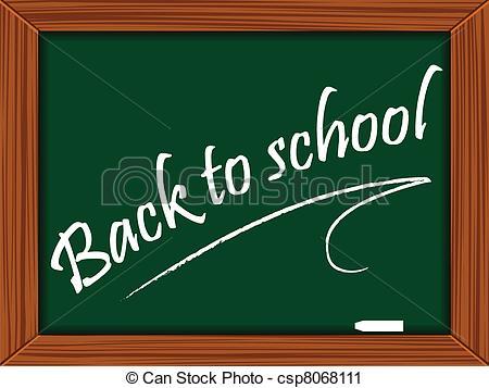 Message clipart school board Board vector school Vector Vector