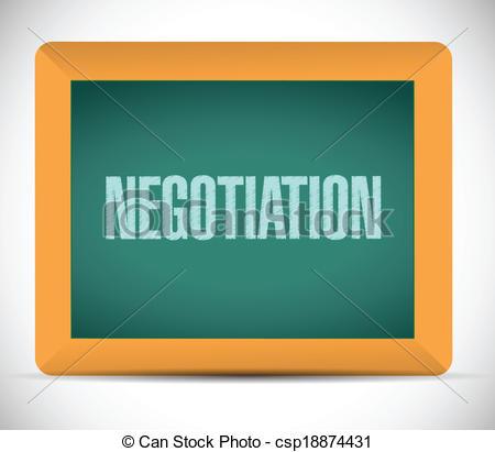 Message clipart school board Message illustration negotiation Vector board