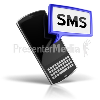 Telephone clipart sms Art Text Message Clipart Clip