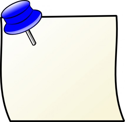 Pen clipart notes paper Message Take clipart Home Zone