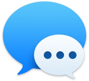 Message clipart transcript Chat in Mac a