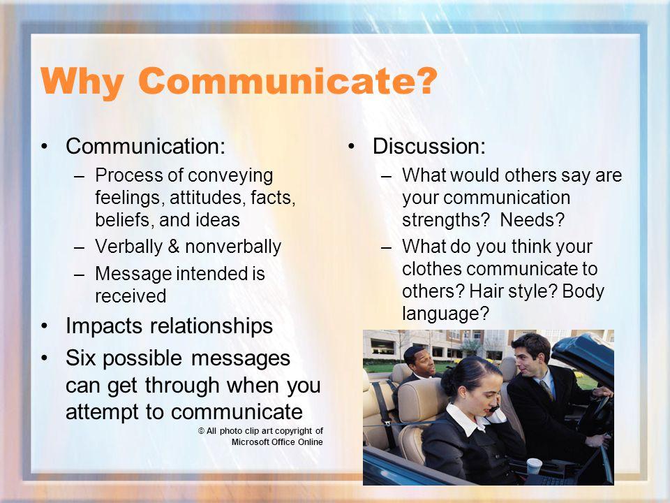 Message clipart transcript © photo copyright Communication 2