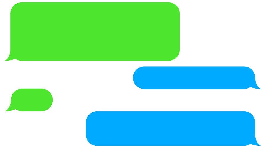 Message clipart transcript  You Period Should Punctuate