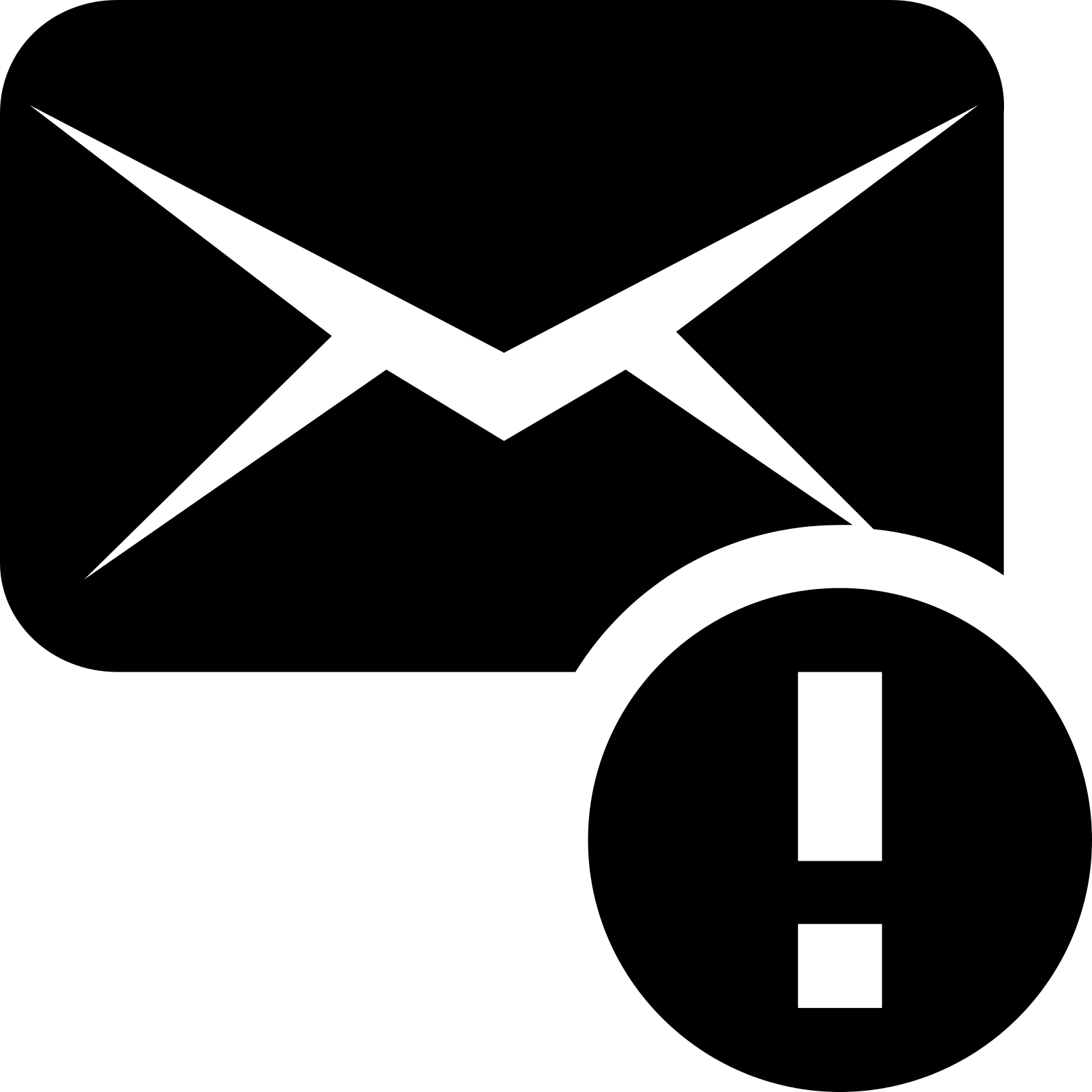 Message clipart urgent Icon Message Download SVG Free