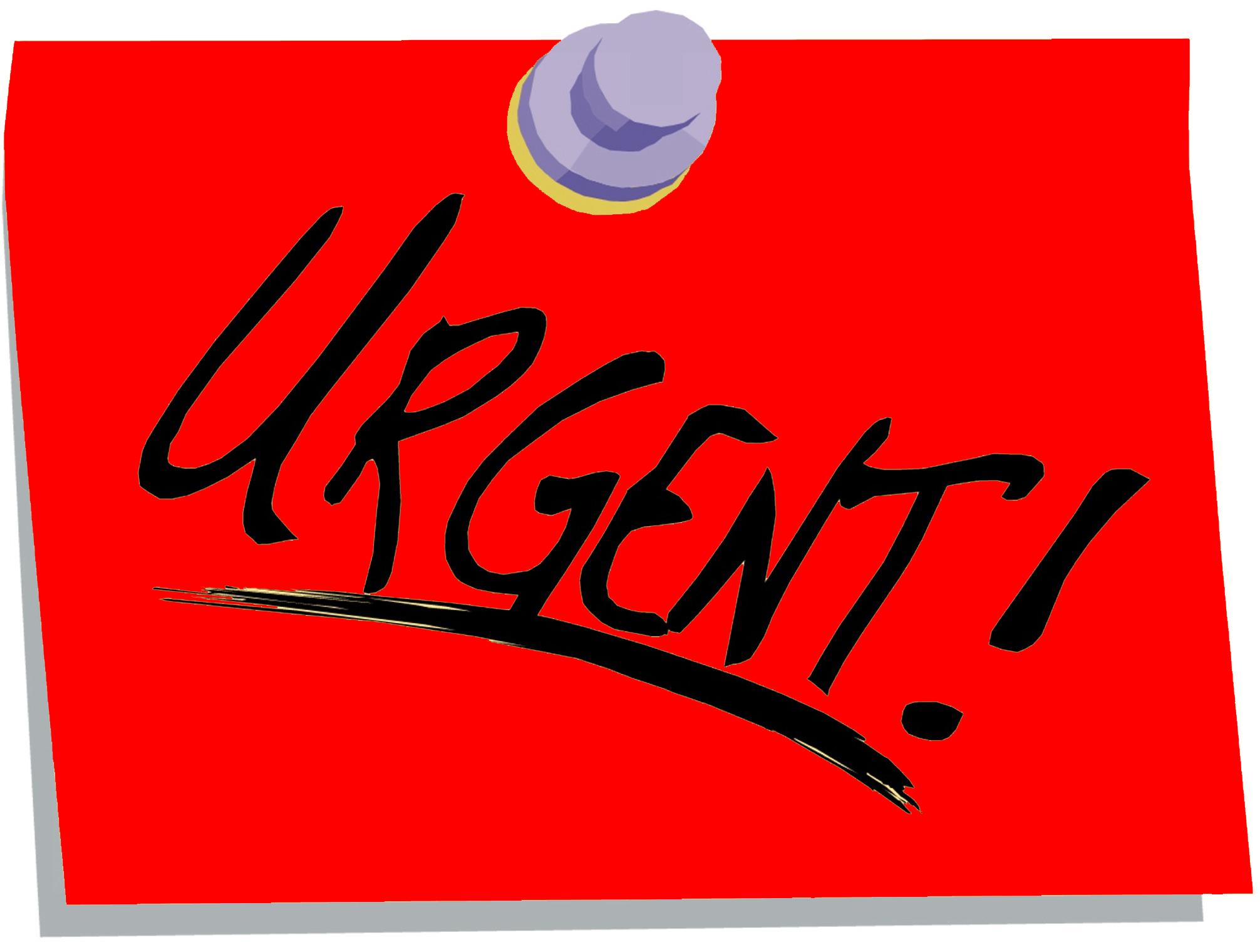 Message clipart urgent Clip Urgent Download Clipart Clip