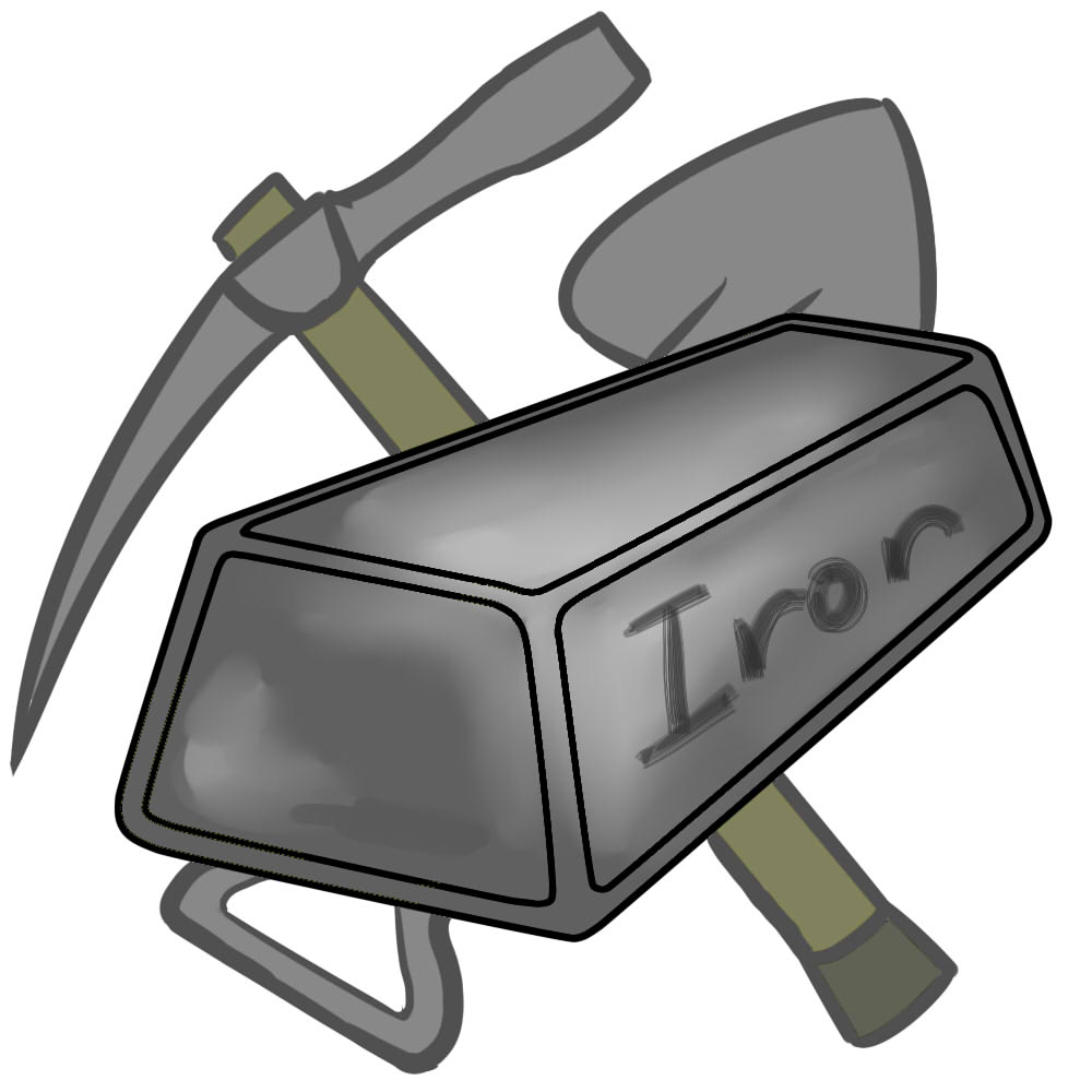 Caol clipart iron ore Bar Iron clipart Zone Cliparts