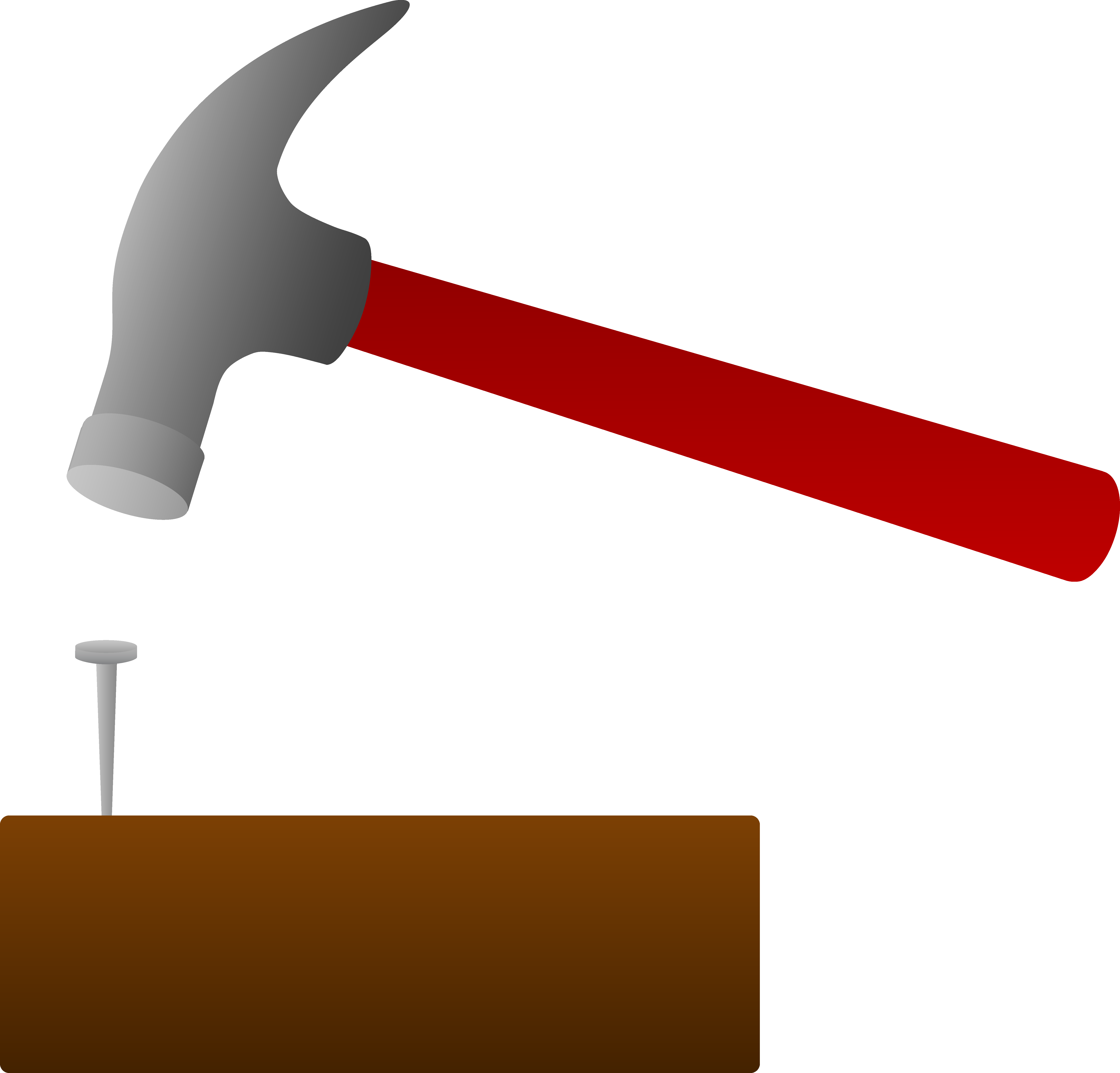 Nails clipart animated Animated — Hammer Hammer Clipart