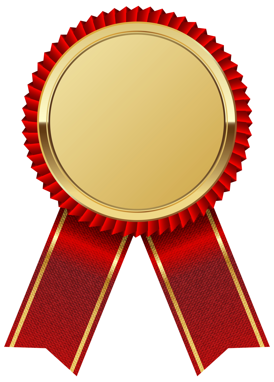Metal clipart ribbon medal Red Medal PNG · Ribbony