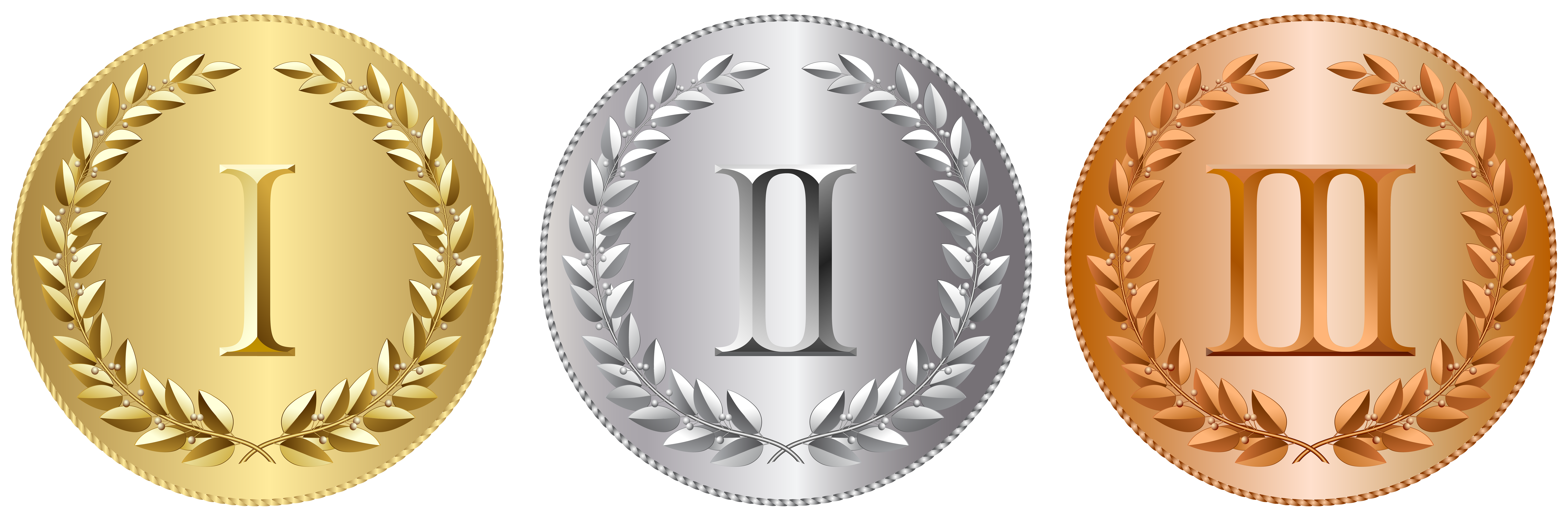 Coin clipart silver and gold View Image  full Clip