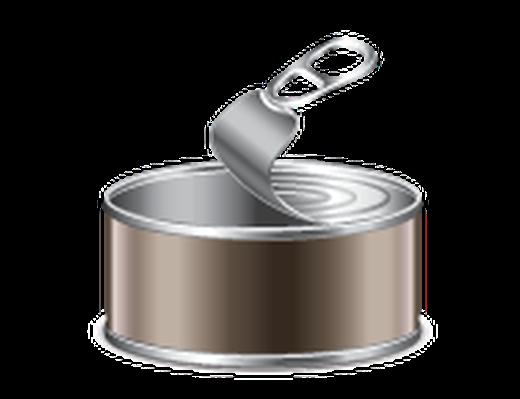 Metal clipart tin Can Tin Art  Clip