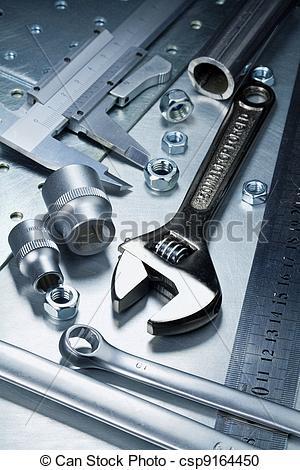 Metal clipart work tool Tools csp9164450 Metal tools steel