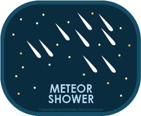 Meteor clipart meteor shower (12+) shower art Meteor meteor