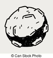 Meteor clipart meteoroid And Stock royalty 360 6