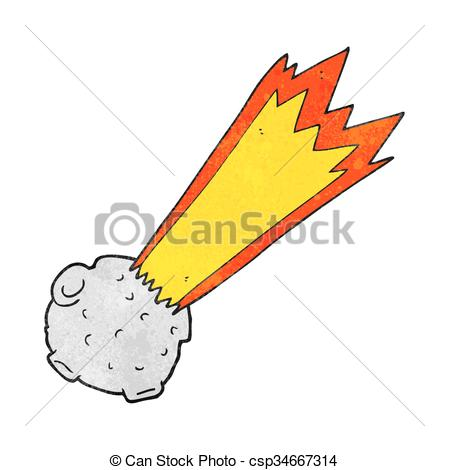 Meteor clipart yellow Textured Clip of textured textured