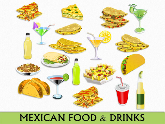 Mexican clipart Mexican Food Clipart Download Mexican Food Art Food