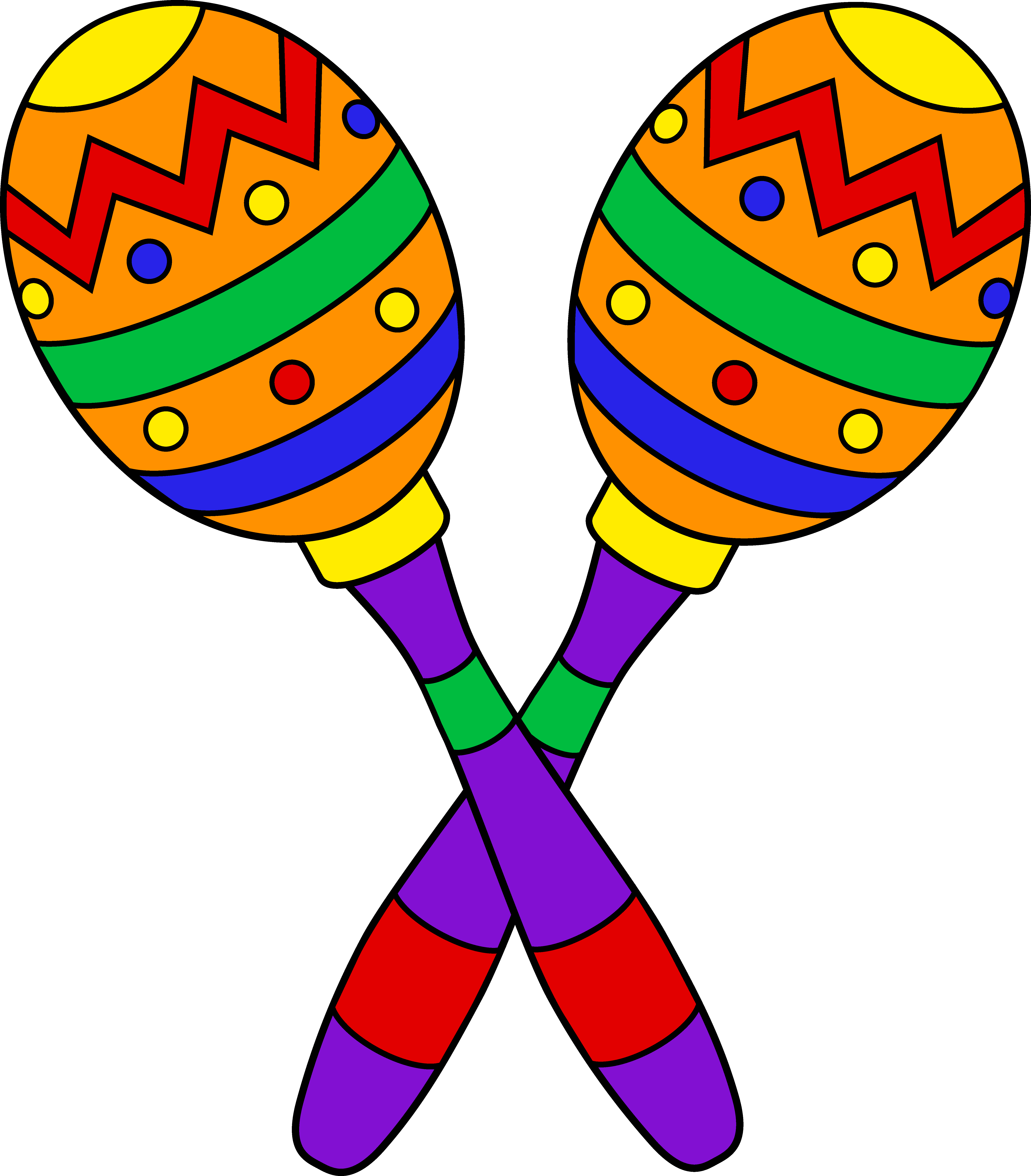 Taco clipart fiesta Pictures Mexican clipart Free clipart