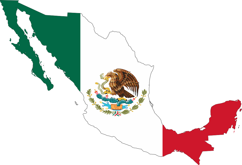 Mexico clipart Clipart Flag Free The Clipart