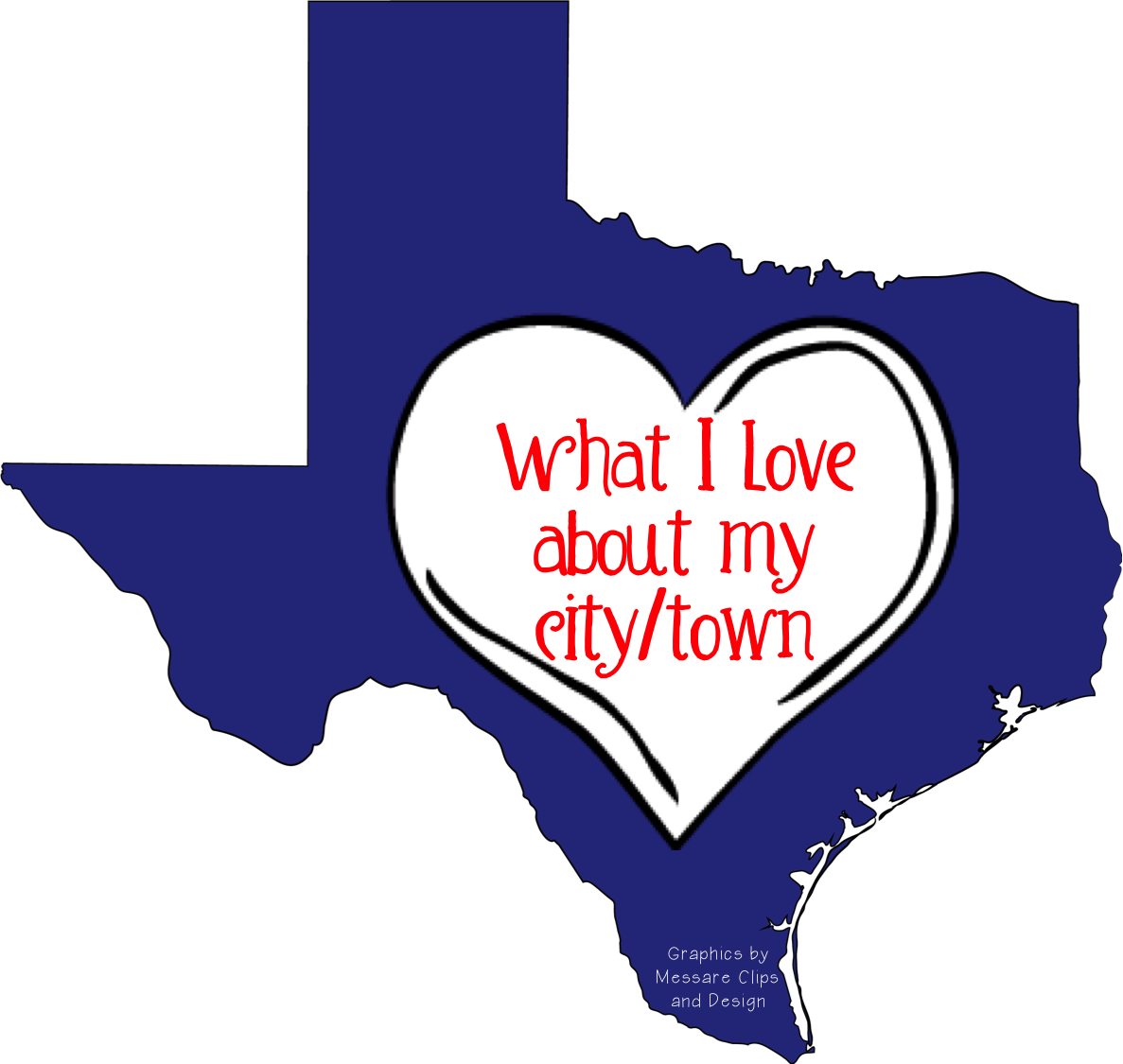 Miami clipart texas Three of up love in