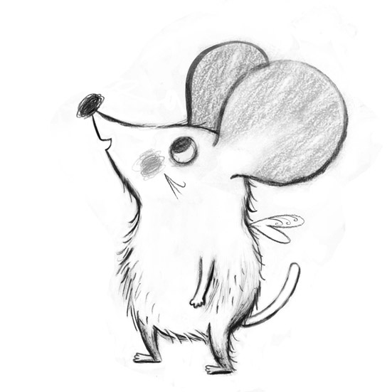 Rat clipart baby mouse #5