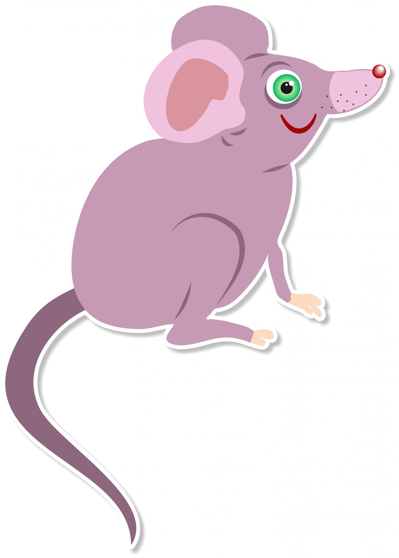 Rat clipart public domain #8