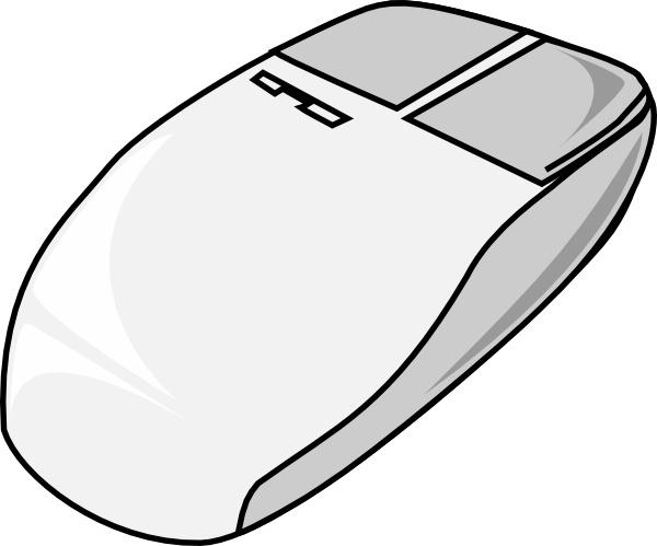 Mouse clipart computer design Vector Free art clip (