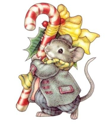 Drawn rodent christmas Pinterest 2940 Christmas and clipart