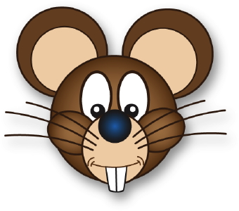 Mouse clipart mouse face Clip art  Mouse