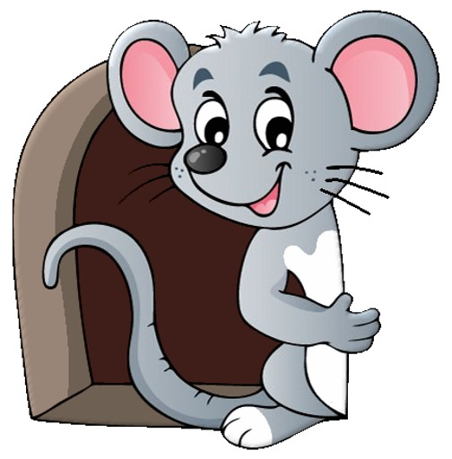 Mouse clipart hole in wall Room Mouse Wall Life Kids