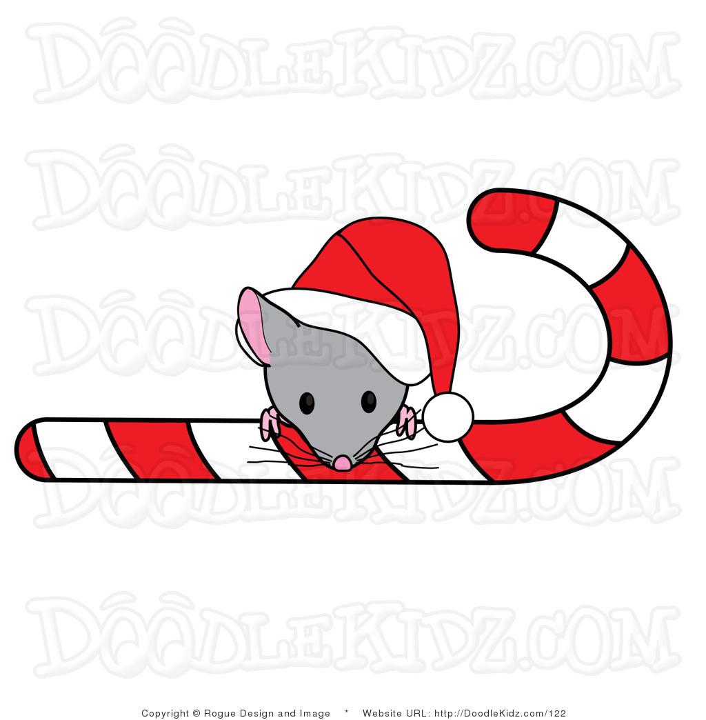 Santa Hat clipart doodle #1