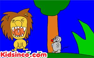 Rat clipart lion #13
