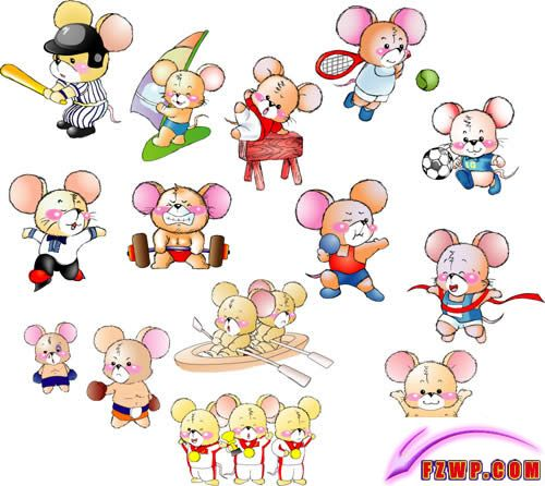 Mice clipart little mouse #13