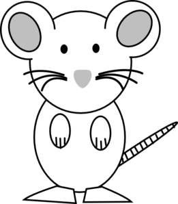 White clipart mouse And Clip Clip Clipart Mice