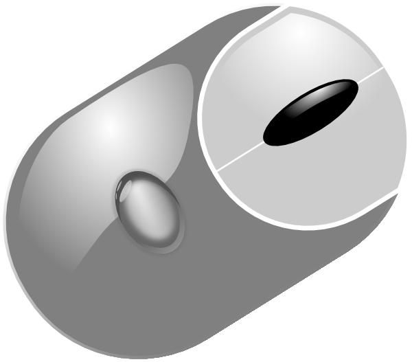 Mouse clipart computer part A Cartoon Computer Clip Cartoon