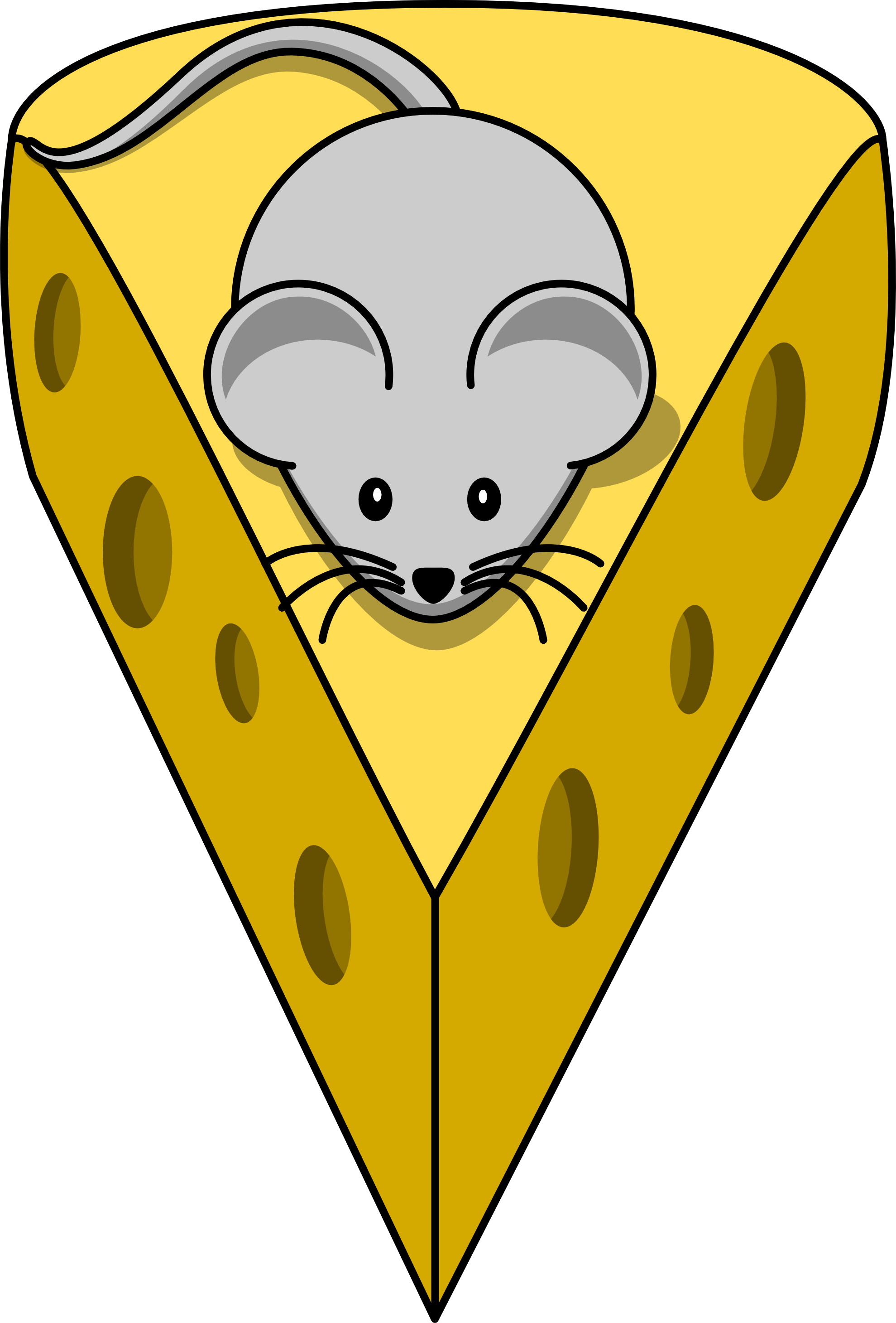 Drawn rodent cheese Mouse Clip and Clipart Mouse